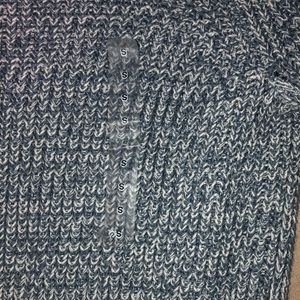 H&M Sweaters - H&M Blue And White Knit Sweater!
